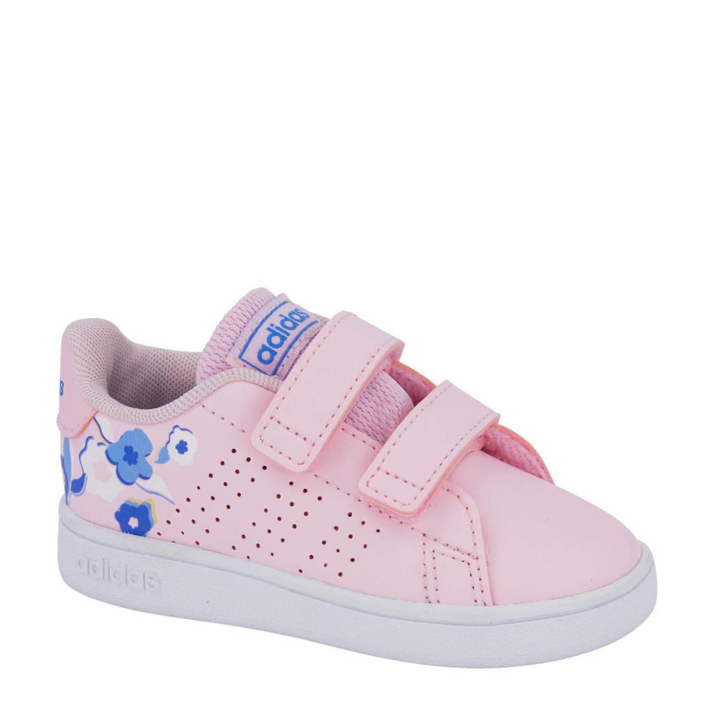 adidas   sneakers roze/blauw, Roze/blauw