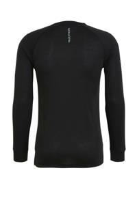 Rucanor thermoshirt Aspen 2 zwart, Zwart