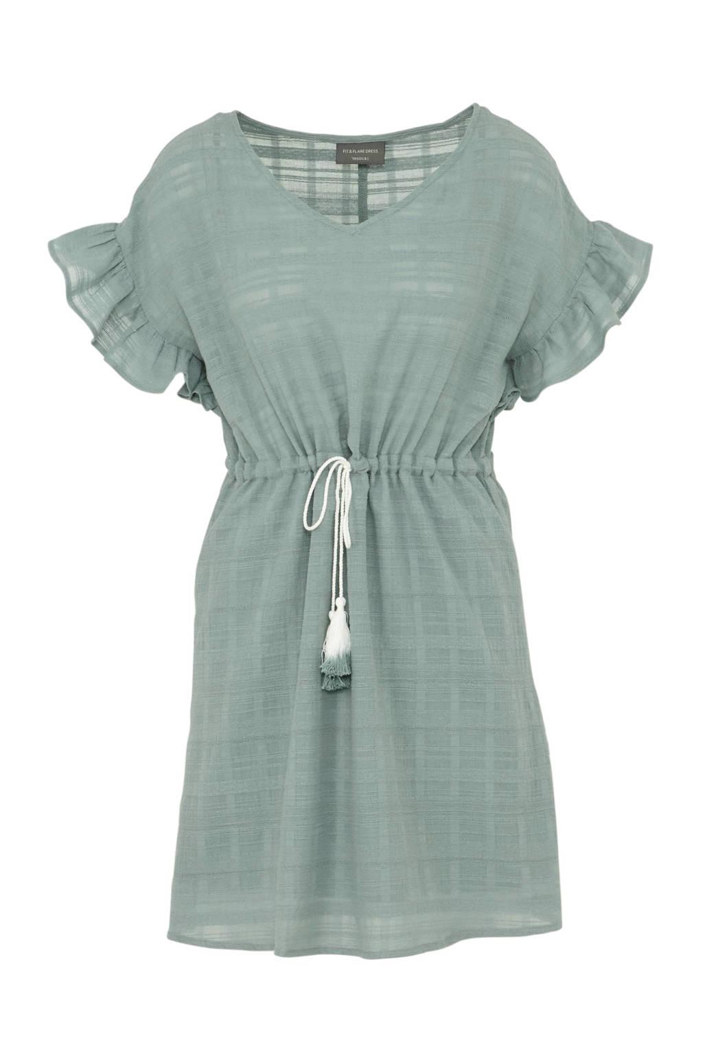 C&A Yessica jurk mintgroen, Mintgroen