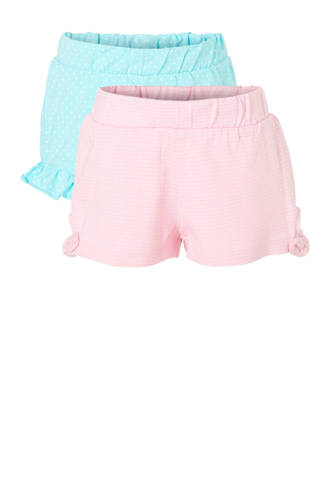 Baby Club sweatshort - set van 2