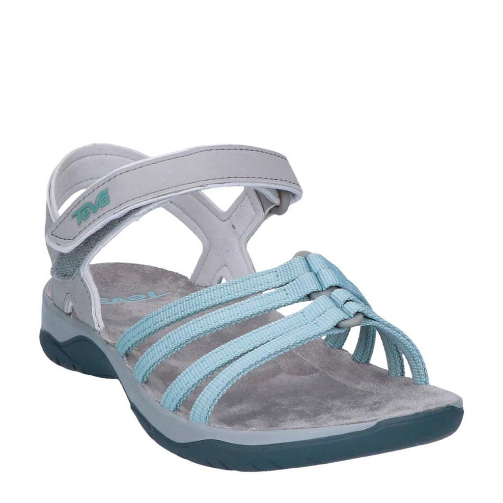 meet 3ddc0 28848 Elzada outdoor sandalen lichtblauw/grijs