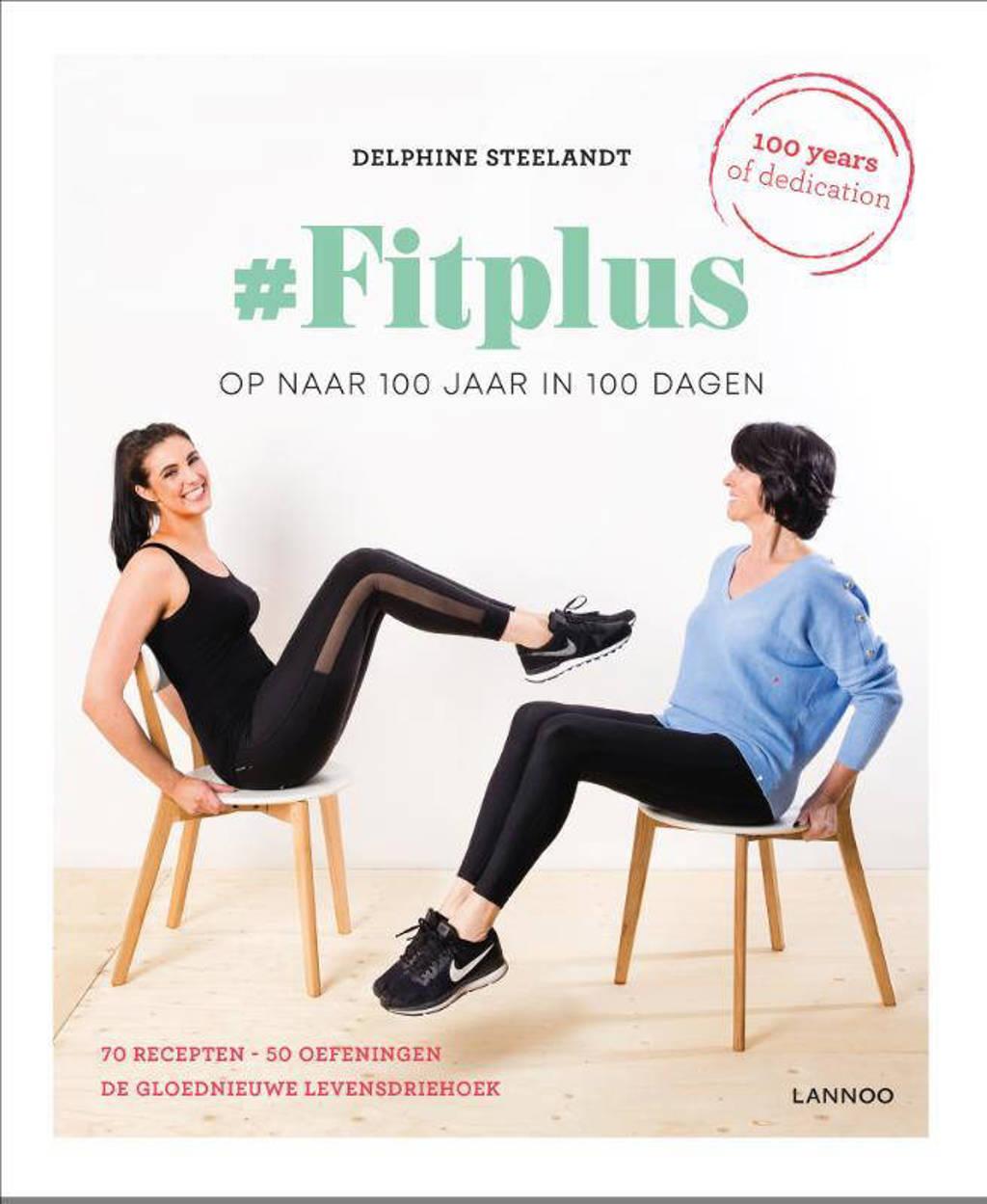 #FitPlus - Delphine Steelandt
