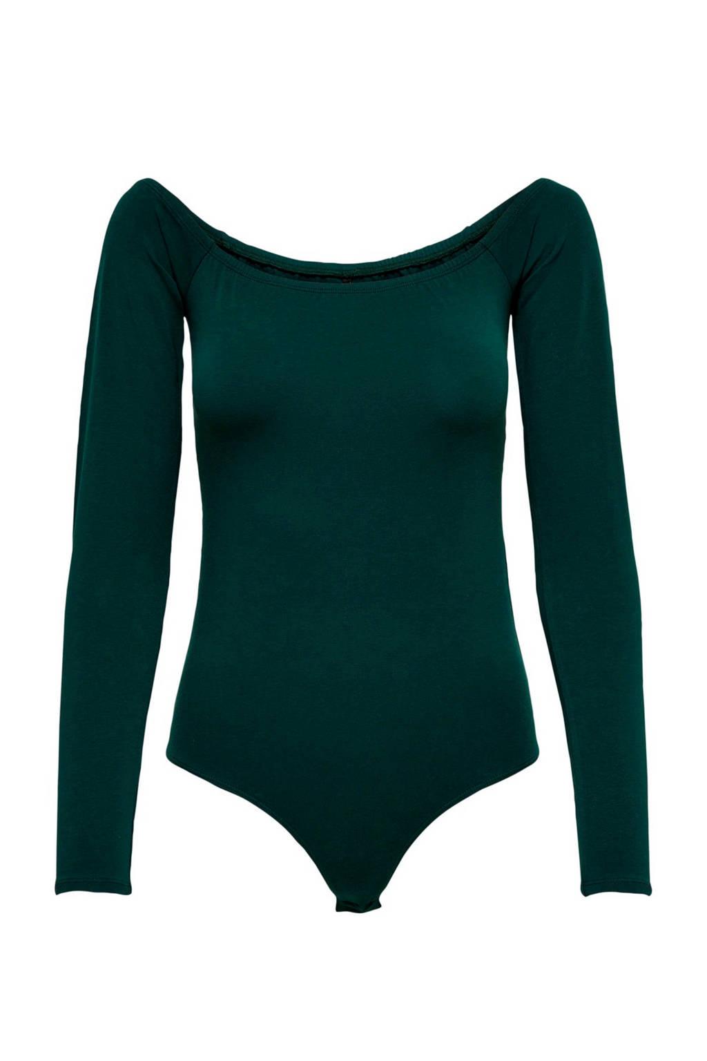 ONLY body groen, Groen