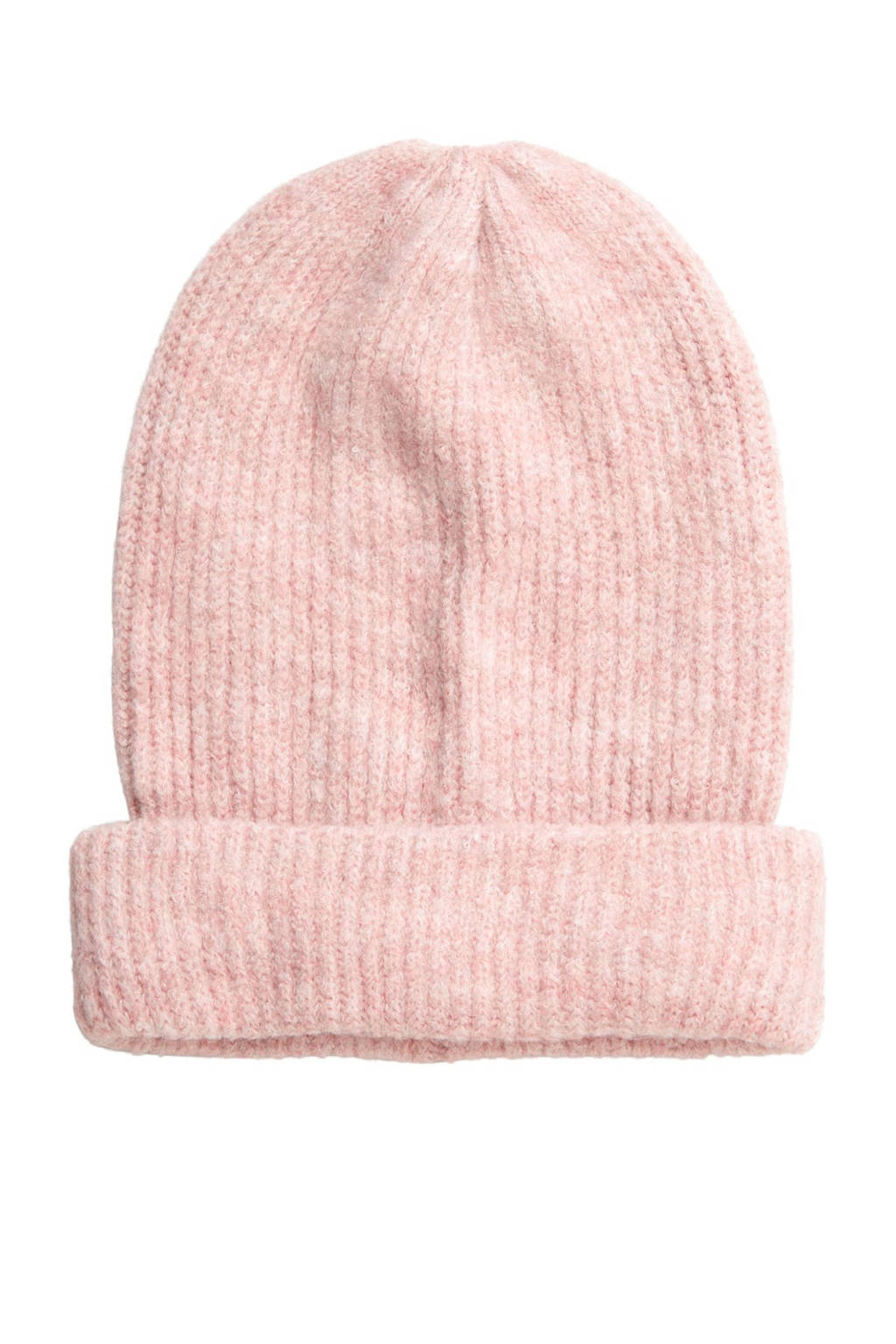 PIECES muts roze, Paars