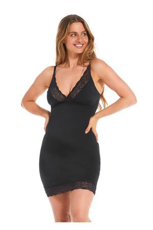 corrigerende jurk Be Pretty zwart