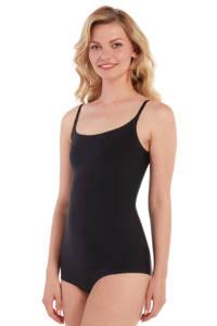 MAGIC Bodyfashion corrigerend hemd zwart, Zwart