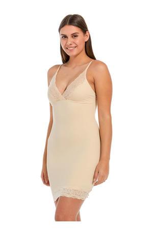 corrigerende jurk Be Pretty lichtbeige