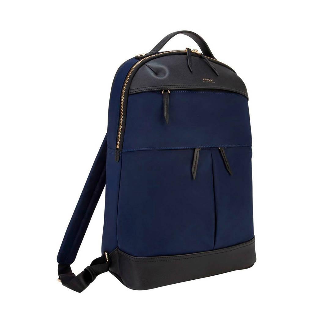 Targus  15,6 inch Newport laptoptas rugzak, Blauw