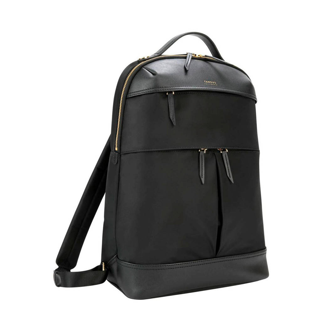 Targus  15,6 inch Newport laptoptas rugzak, Zwart