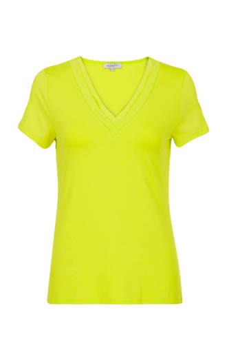 T-shirt fluorgeel