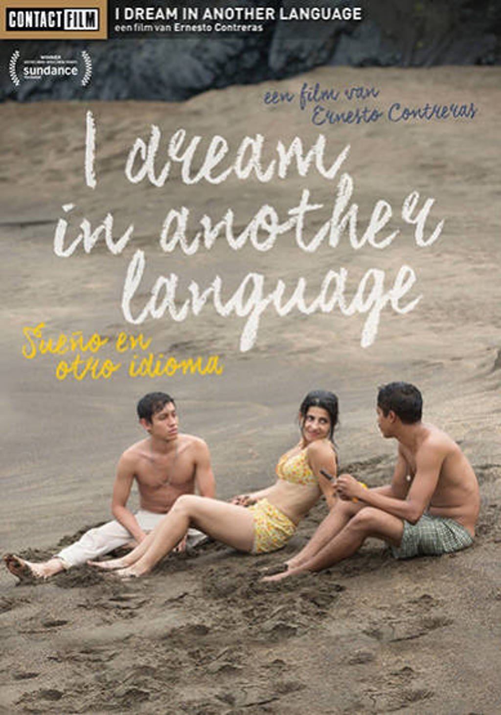 I dream in another language (NL-only) (DVD)