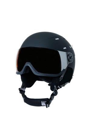 skihelm met Vizier Wakefield 1 zwart