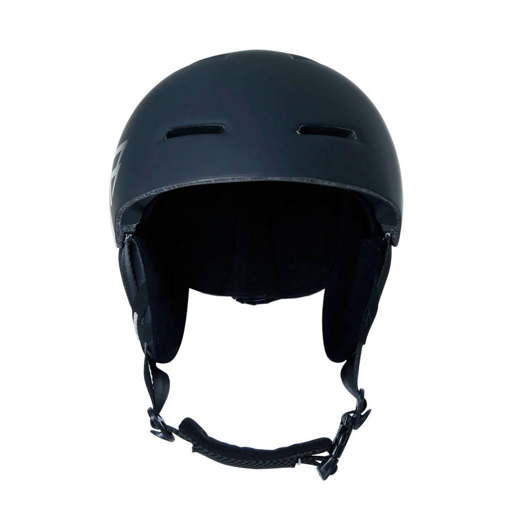 Brunotti skihelm Maddox-3 Unisex zwart, Zwart