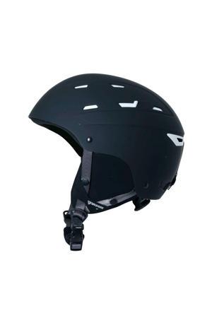 skihelm Field 1 Unisex zwart