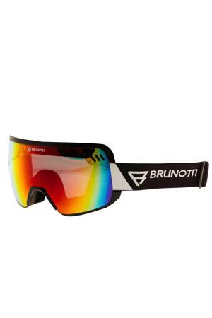 Red Fox 2 skibril zwart