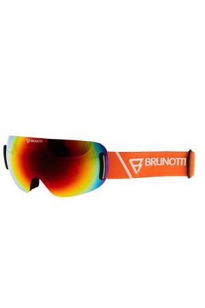 skibril Speed 1 oranje
