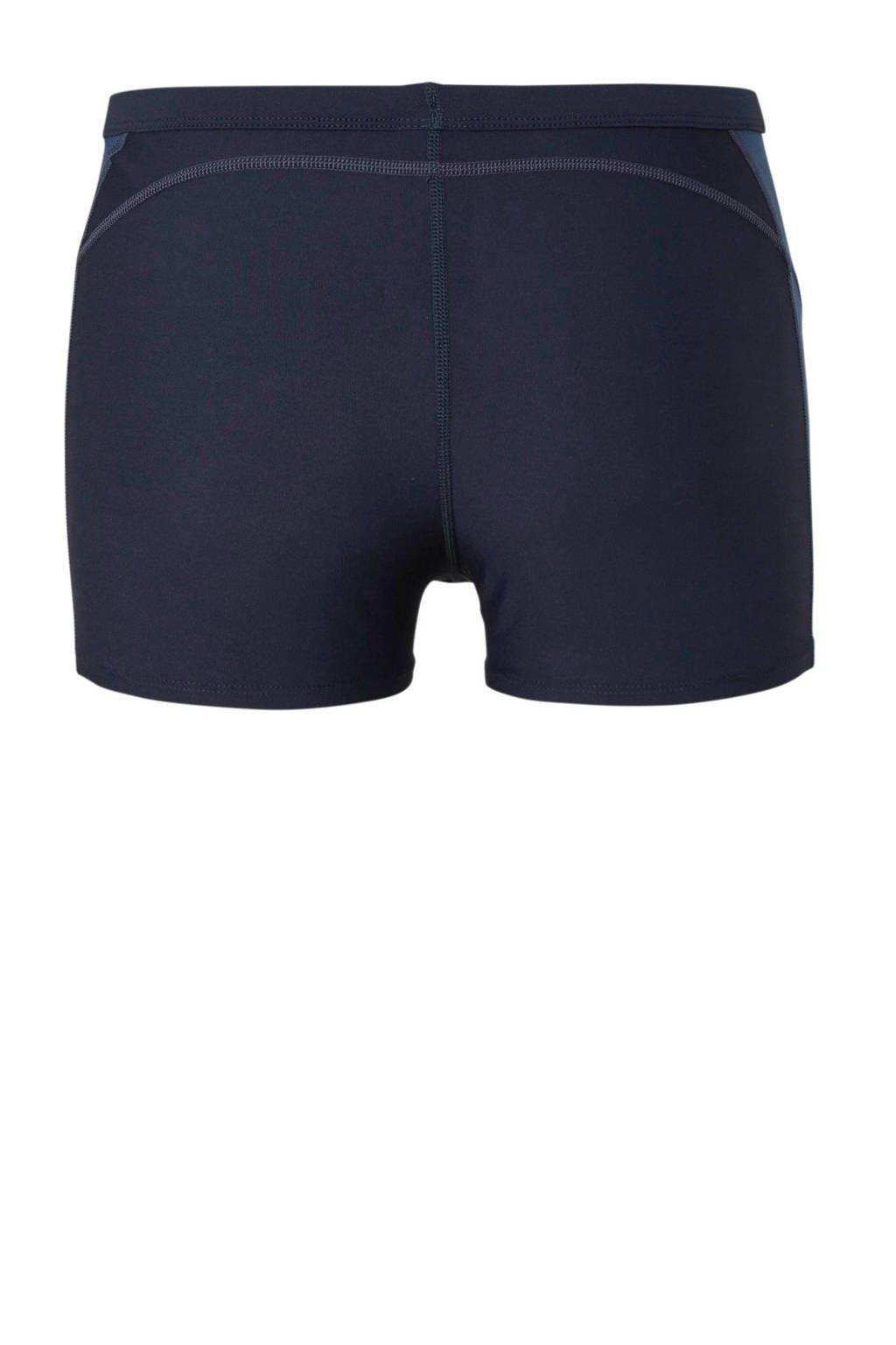 Nike zwemboxer marine, Marine/blauw