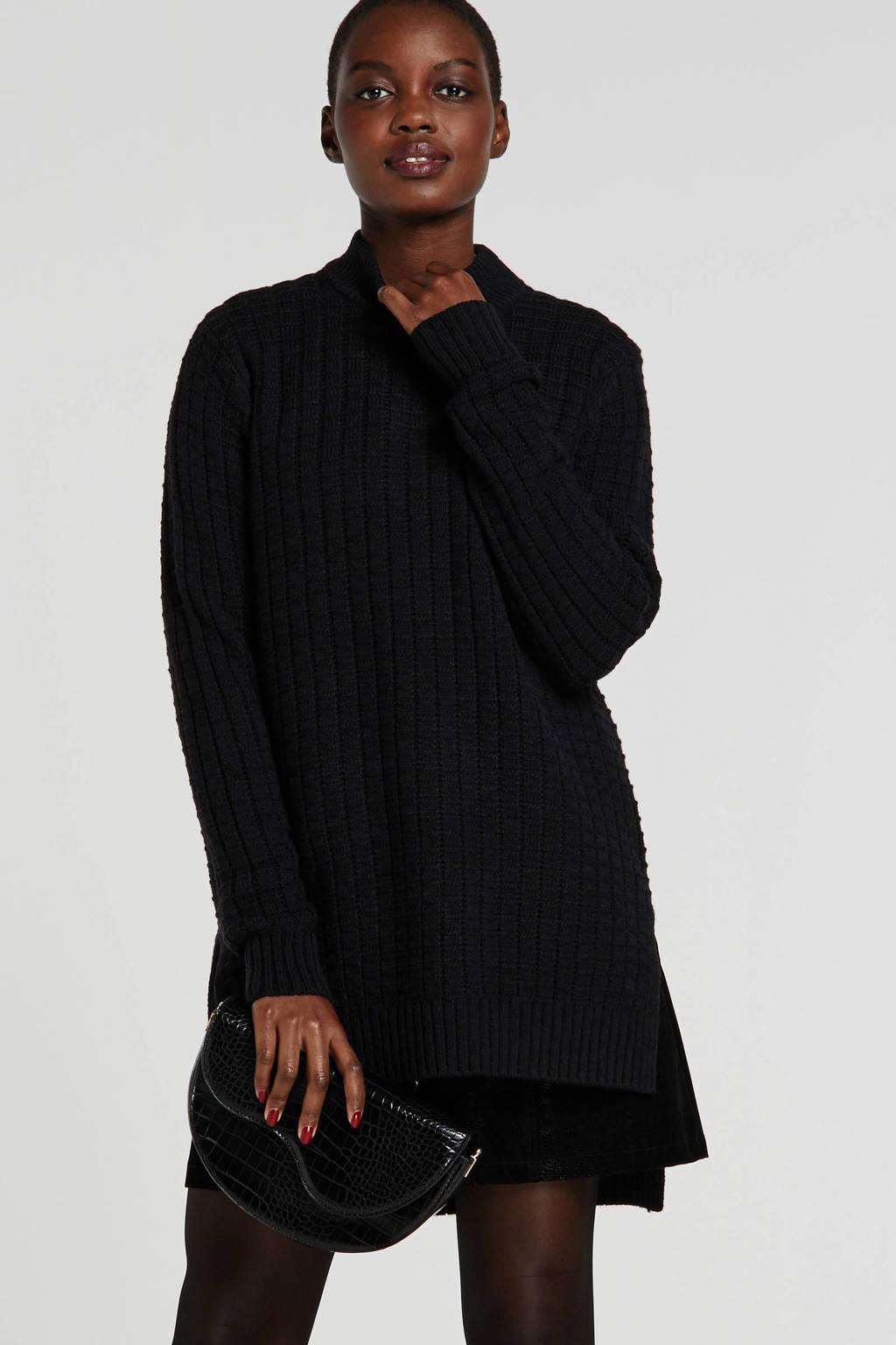 Kaffe trui zwart, Zwart