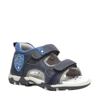 Blue Box sandalen blauw