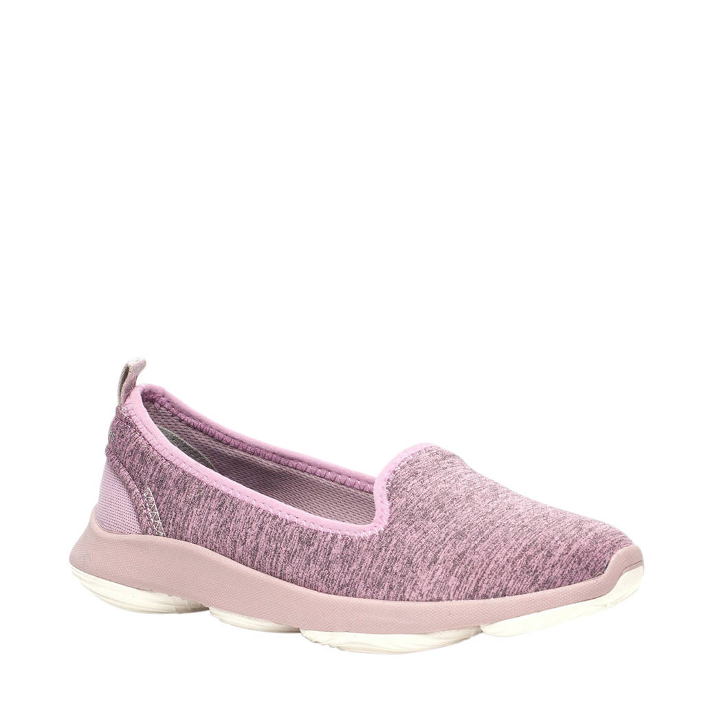 Hush Puppies instappers roze, Roze