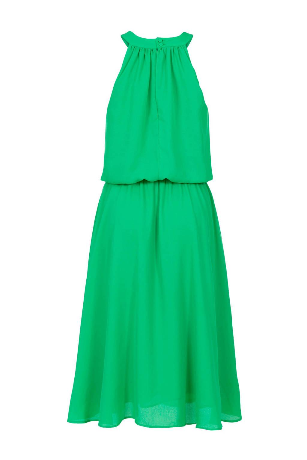 Promiss halterjurk groen, Groen