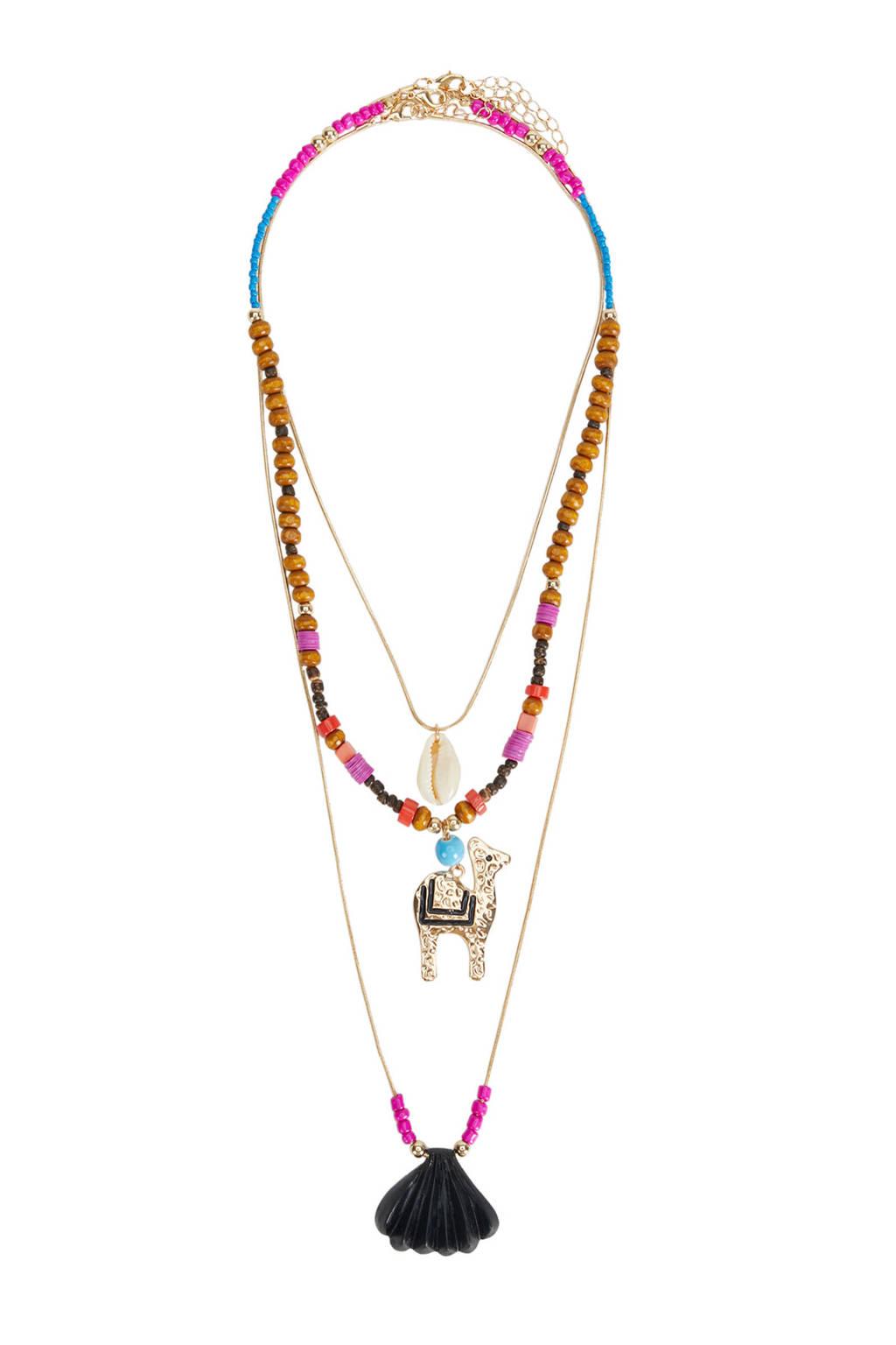 Parfois ketting, Multicolor