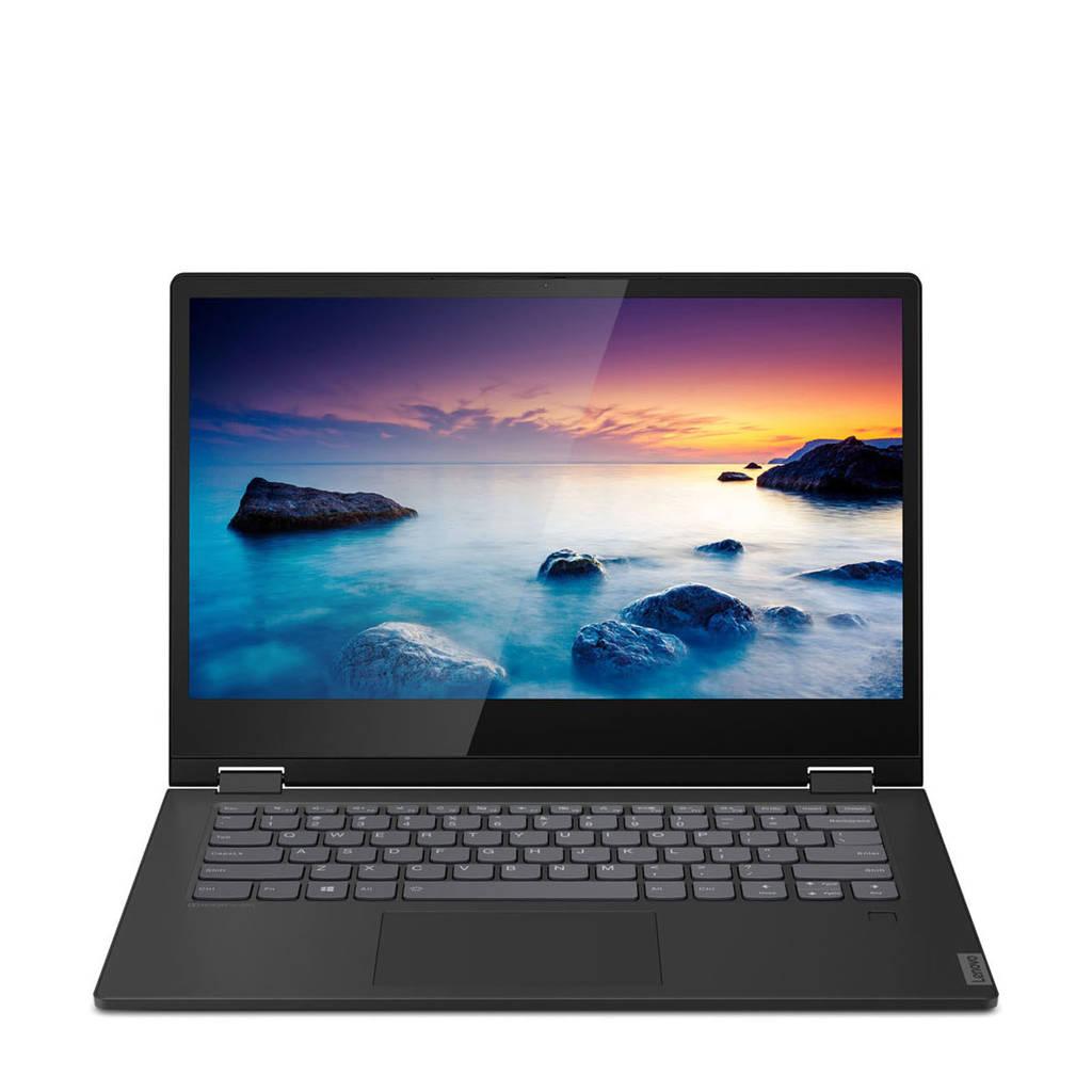 Lenovo C340-14IWL 14 inch HD ready 2-in-1 laptop, Zwart