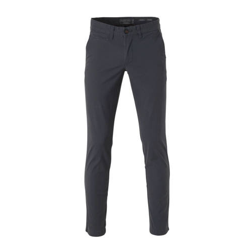 C&A Angelo Litrico slim fit chino antraciet