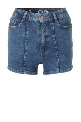 Clockhouse high waist regular fit jeans short