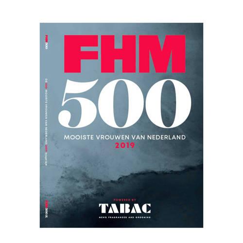 Premium FHM500 2019 magazine - alleen verkrijgbaar i.c.m. actie