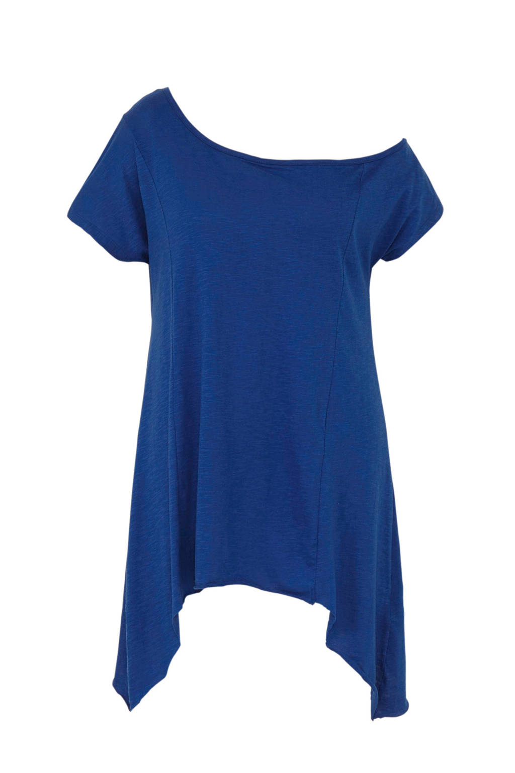 Simply Be T-shirt blauw, Blauw