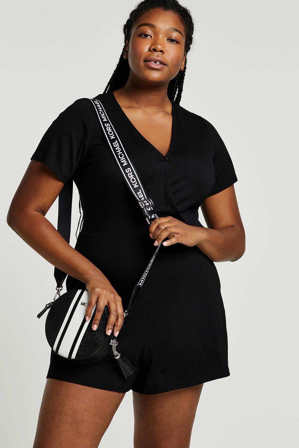 Simply Be jumpsuit zwart, Zwart