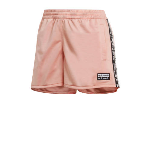 adidas originals sweatshort roze