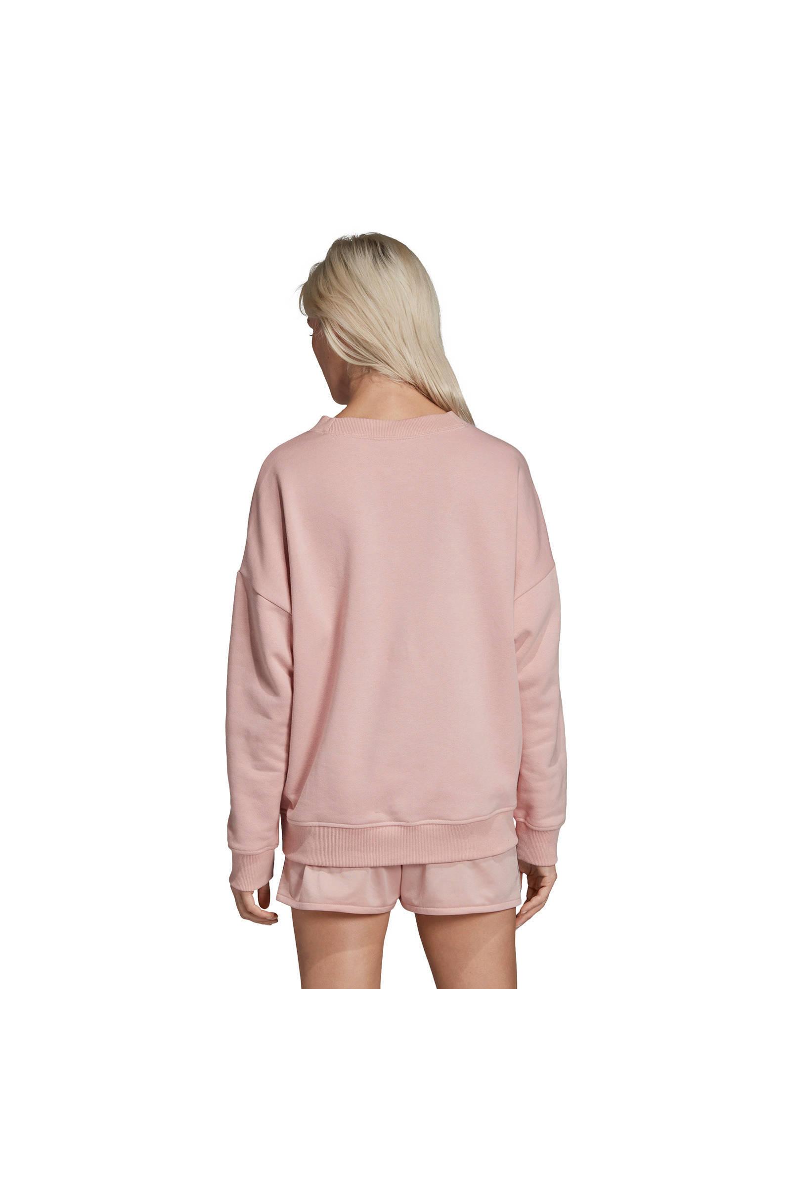 Adidas Originals Sweater Roze Sel4tcLW