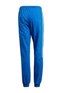 adidas Originals regular fit joggingbroek blauw, Blauw