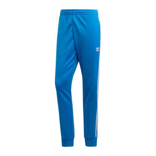 adidas originals trainingsbroek blauw