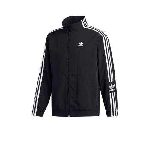 adidas originals Adicolor vest zwart