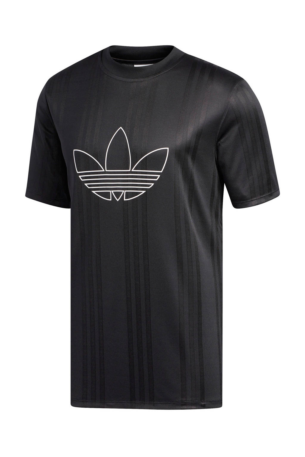 adidas Originals   T-shirt zwart, Zwart