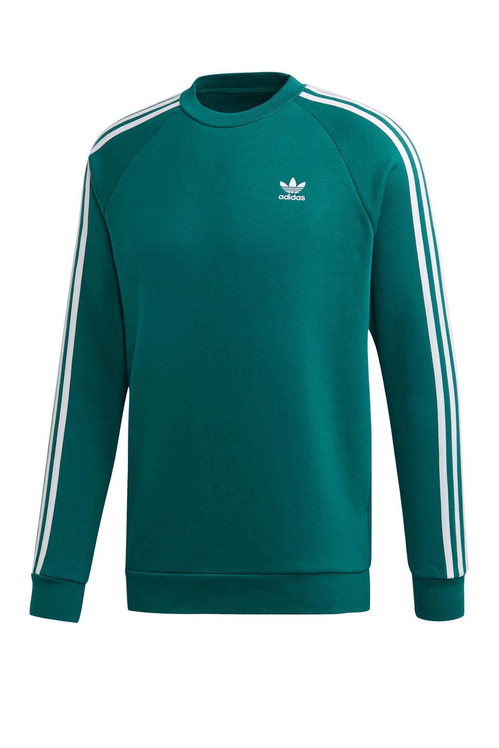 adidas originals   Adicolor sweater groen, Groen