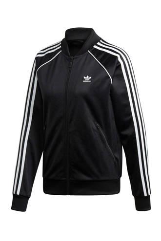 originals Adicolor vest zwart