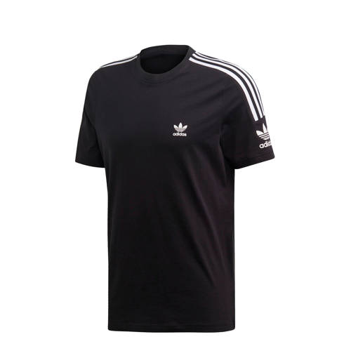 adidas originals Adicolor T-shirt zwart