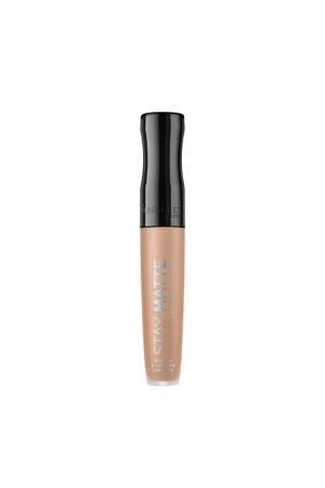 Stay Matte Liquid Lip Colour - Raw Embrace