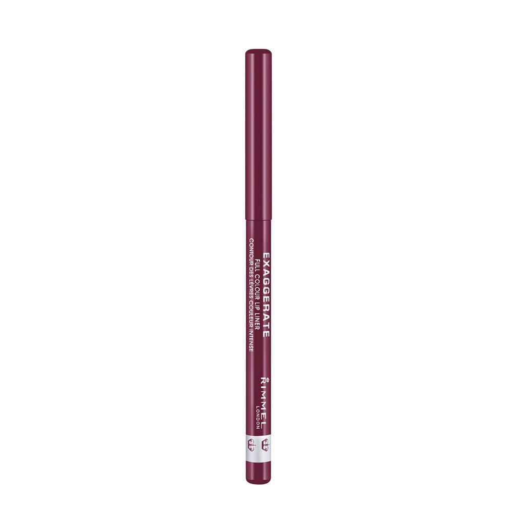 Rimmel London Exaggerate full volume colour lipliner - Under my Spell, 105 Under my Spell