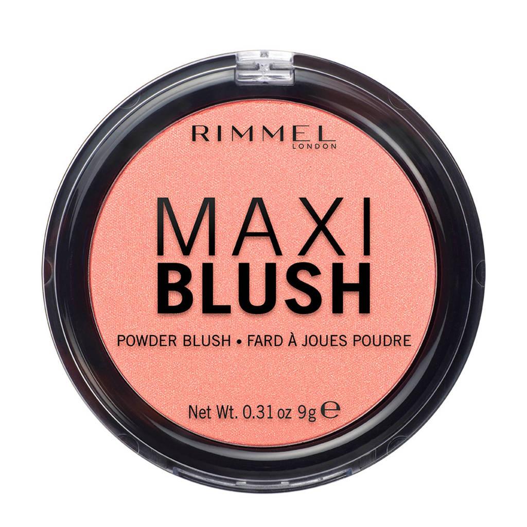Rimmel London Maxi Blush - Base Pink, 001 Base Pink