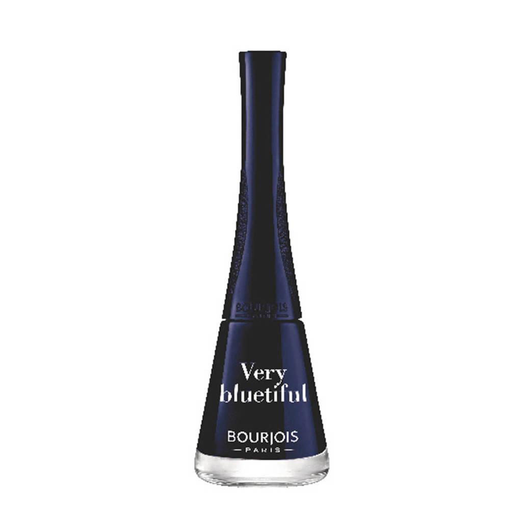 Bourjois 1 Seconde nagellak - 02 Bluetiful, 002 Bluetiful