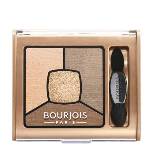 Bourjois Quad Eyeshadow Taupissime 3.2g