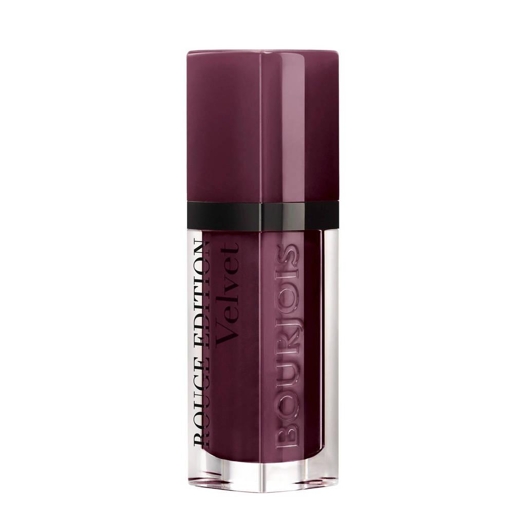 Bourjois Rouge Edition Velvet Lippenstift - 25 Berry Chic, 25 - Berry Chic