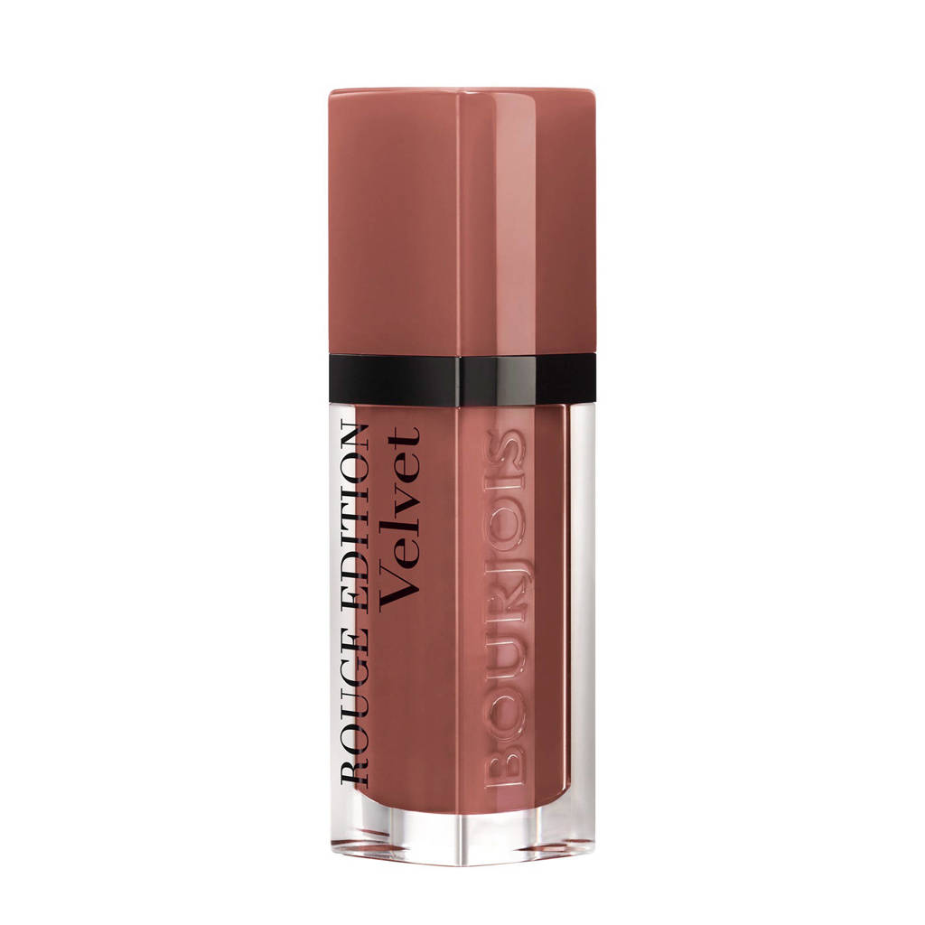 Bourjois Rouge Edition Velvet Lippenstift - 29 Nude York, 29 - Nude York