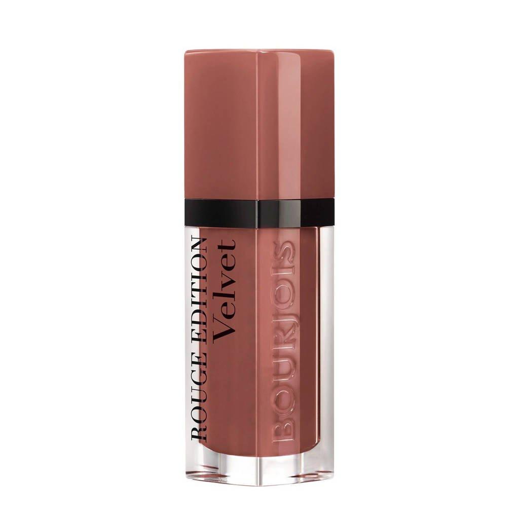 Bourjois Rouge Velvet Edition Lippenstift - 29 Nude York, 29 - Nude York