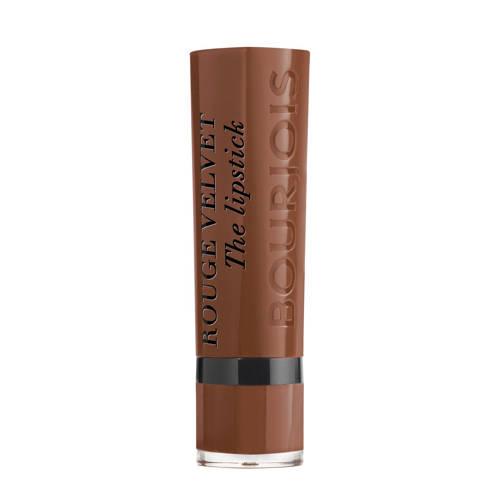 Bourjois Rouge Velvet The Lipstick - 14 Brownette